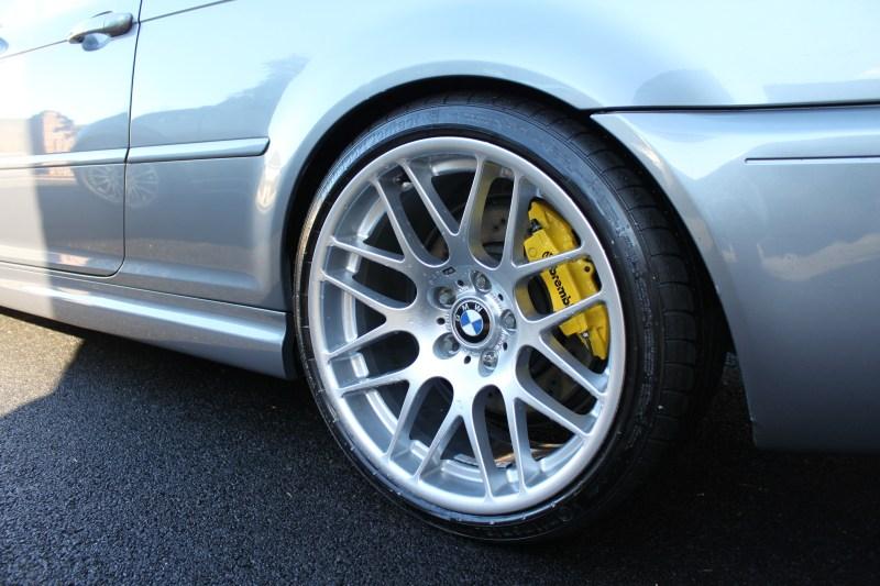 e46 rear brakes